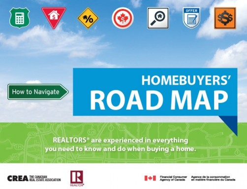 Home Buyer's Road Map
